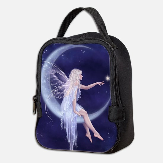 Birth of a Star Moon Fairy Neoprene Lunch Bag