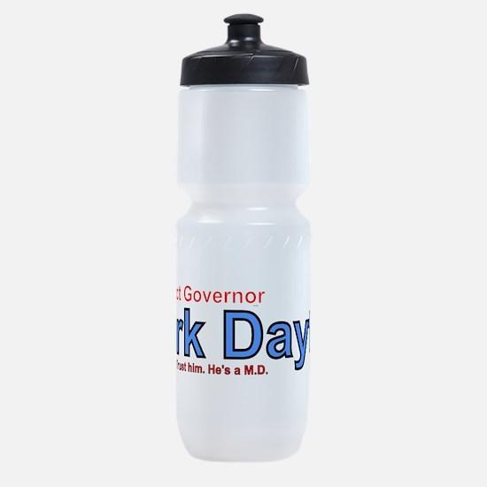 Re-Elect Mark Dayton Sports Bottle