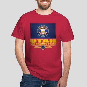 Utah Flag (v15) T-Shirt
