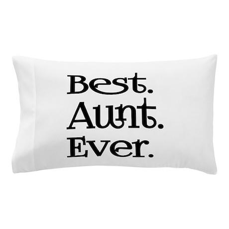 Best Aunt Coloring Pages : Best Aunt Ever Pillow Case by 2e1k