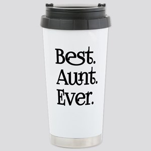 Best Aunt Ever Travel Mug