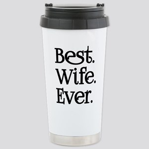 Best Wife Ever Travel Mug