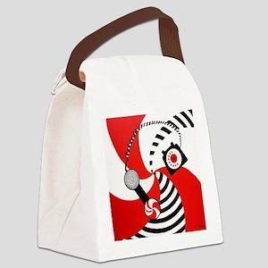 The White Stripes Jack White Original Canvas Lunch
