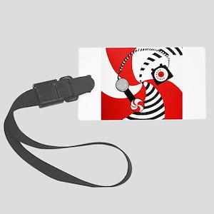 The White Stripes Jack White Original Luggage Tag