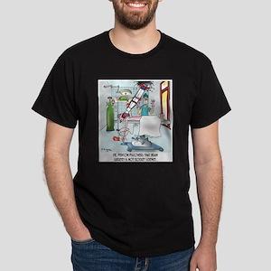 Surgery Cartoon 8815 Dark T-Shirt