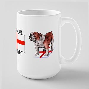 """Little Bit Of Britain"" Large Mug"