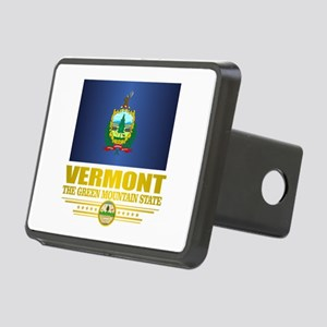 Vermont Flag (v15) Hitch Cover