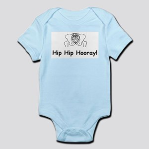 Hip Hip Hooray Body Suit