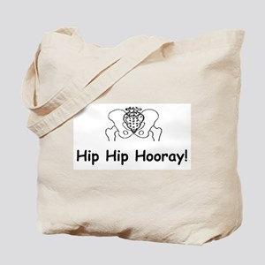 Hip Hip Hooray Tote Bag