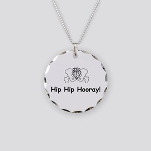 Hip Hip Hooray Necklace