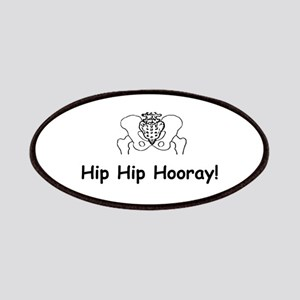 Hip Hip Hooray Patches