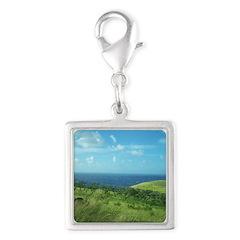 Maui Meadow Trees Charms