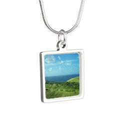 Maui Meadow Trees Necklaces