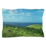 Maui Meadow Trees Pillow Case