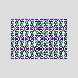Batikitiki 5'x7'Area Rug