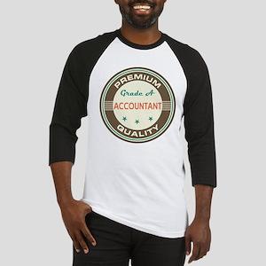 Accountant Vintage Baseball Jersey