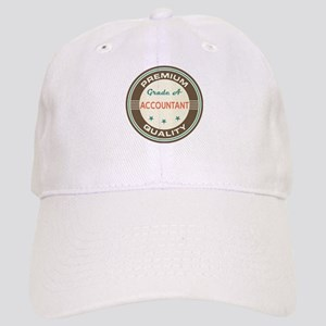 Accountant Vintage Cap