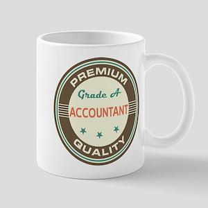 Accountant Vintage Mug