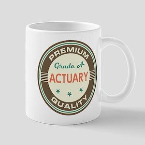 Actuary Vintage Mug