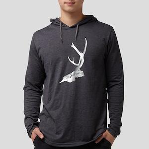 Deer head Long Sleeve T-Shirt