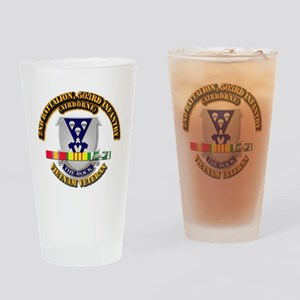 2nd Bn - 503rd Infantry (Airborne) Drinking Glass