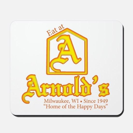 Arnolds Mousepad