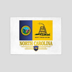 North Carolina Gadsden 5'x7'Area Rug