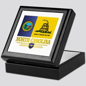 North Carolina Gadsden Keepsake Box
