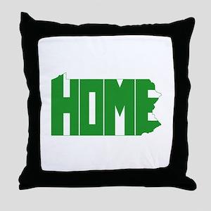 Pennsylvania Home Throw Pillow