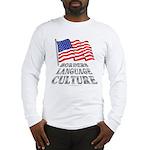 Borders Language Culture Long Sleeve T-Shirt