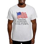 Borders Language Culture Light T-Shirt