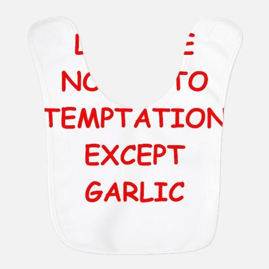 garlic Bib