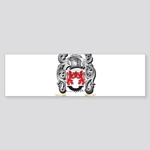 O'Flaherty Coat of Arms - Famil Bumper Sticker