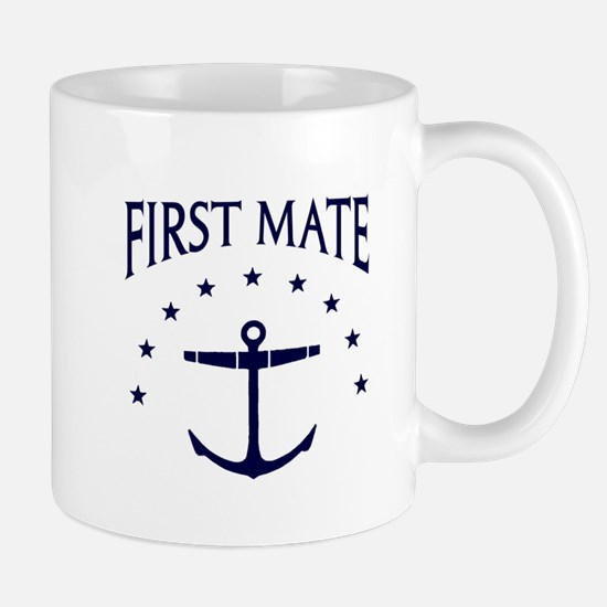 First Mate Mugs