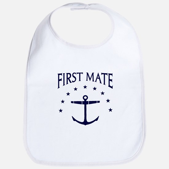 First Mate Bib