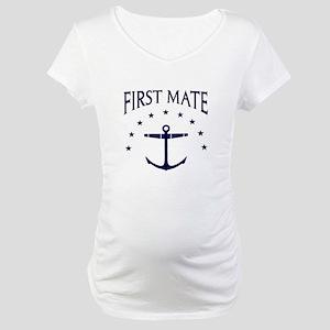 First Mate Maternity T-Shirt