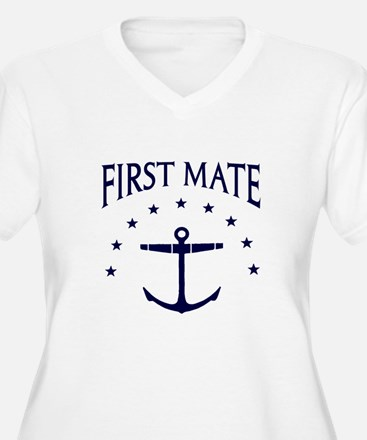 First Mate Plus Size T-Shirt