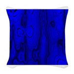 Masked Woven Throw Pillow