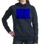 Masked Women's Hooded Sweatshirt