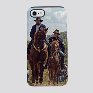 Weary Union Soldiers iPhone 7 Tough Case