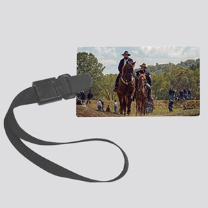 Weary Union Soldiers Luggage Tag