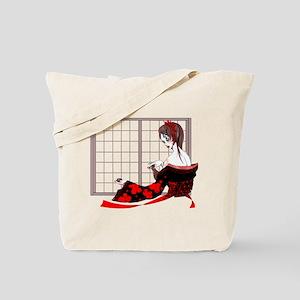 """Sake for One"" Tote Bag"