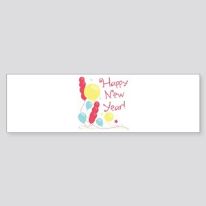 Happy New Year! Bumper Sticker