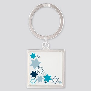 Star Of David Keychains
