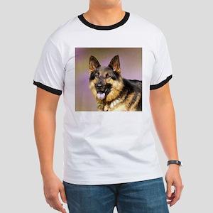 GSD Portrait T-Shirt