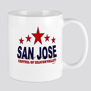 San Jose Capital Of Silicon Valley Mug