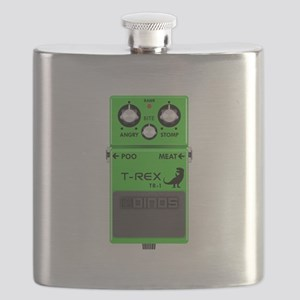 T-Rex Distortion Pedal Flask