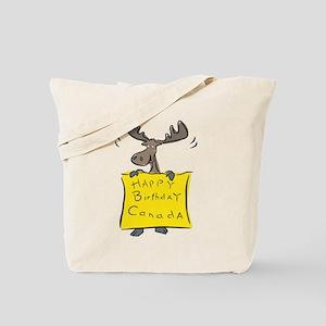 Canada Moose Tote Bag