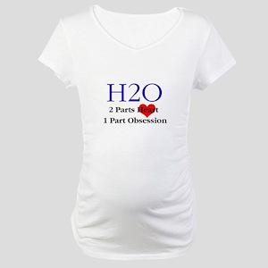 Swim obsession Maternity T-Shirt