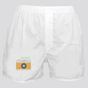 Oh Memories! Boxer Shorts